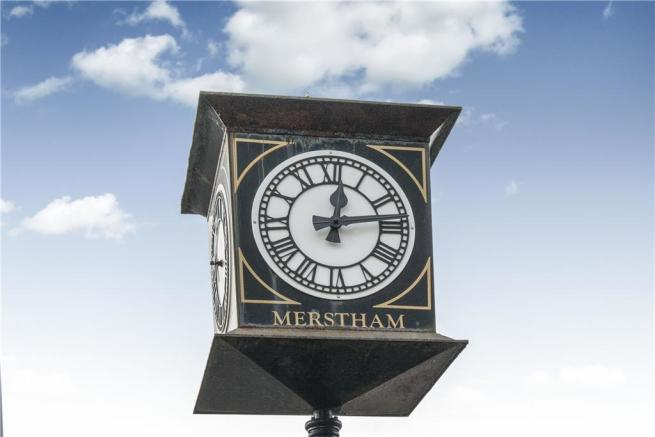Merstham Clock Tower