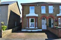 semi detached house in Clifton Road, Wallington...