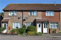 Terraced house in Plesman Way, Wallington...