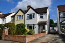 semi detached property in Lavington Road, Croydon...