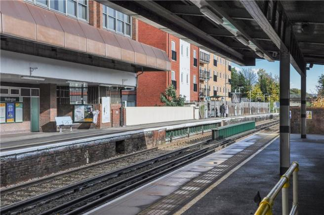 Wallington railway station