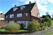 3 bed semi detached house in Alington Grove...