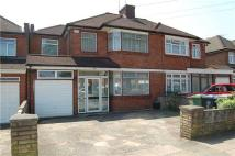 4 bedroom semi detached property for sale in Beverley Drive, EDGWARE...