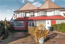 3 bed End of Terrace home for sale in Manor Close, KINGSBURY...