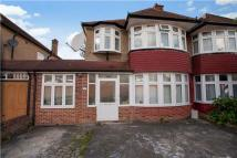 semi detached property in Mersham Drive, KINGSBURY...