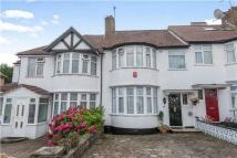 Terraced house in Wakemans Hill Avenue...