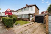 3 bed semi detached property in Reynolds Drive, EDGWARE...