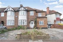 4 bed End of Terrace house in Church Drive, KINGSBURY...