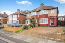 semi detached home for sale in Colin Park Road...