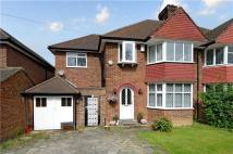 property for sale in Salmon Street, KINGSBURY, NW9 8NG