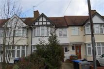 Terraced house for sale in Winchester Avenue...
