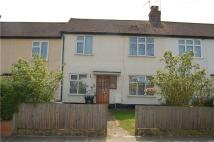Terraced property in Elthorne Road, KINGSBURY...