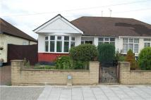 Semi-Detached Bungalow in Winchester Road, Kenton...