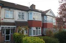 Terraced house for sale in Tiverton Road, EDGWARE...