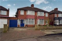 3 bedroom semi detached home in Tewkesbury Gardens...