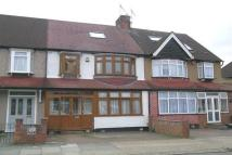 3 bed Terraced home for sale in Claremont Avenue, Kenton...