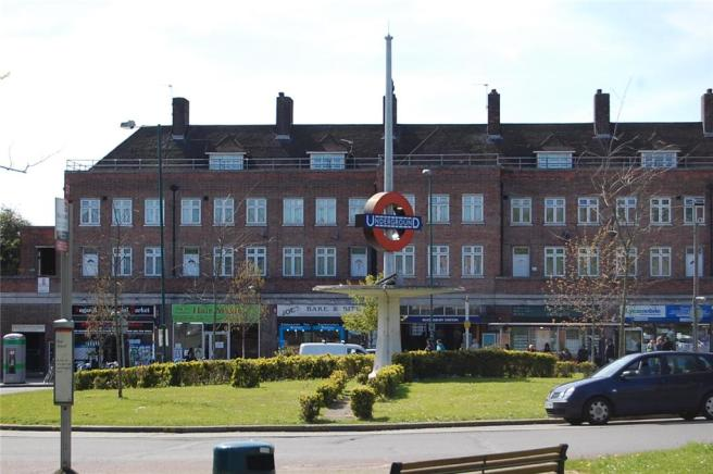 Queensbury Station