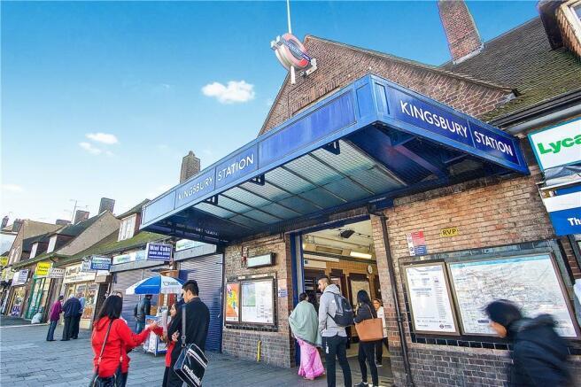 Kingsbury Station