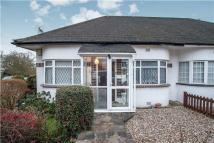 Semi-Detached Bungalow for sale in Hillway, KINGSBURY...