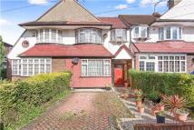 Terraced home in Manor Close, KINGSBURY...