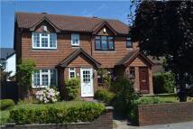 semi detached property in Chelsfield Road...