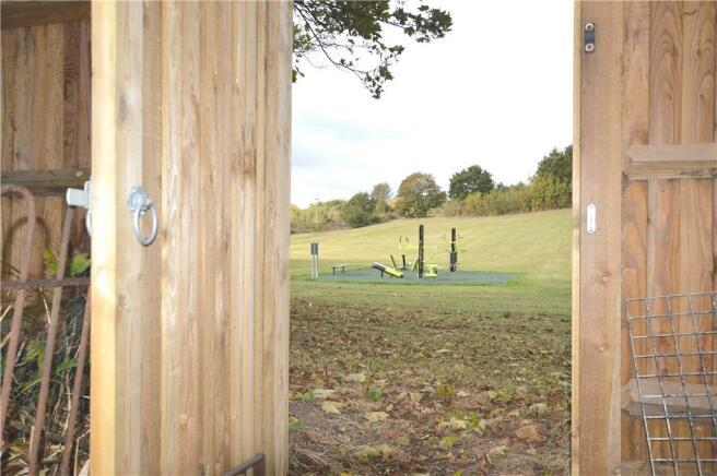 Gated Rear Access