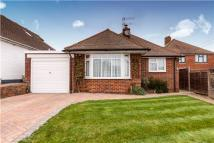 Detached Bungalow in Deans Drive...