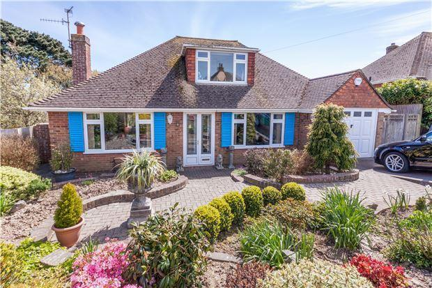 3 Bedroom Detached House For Sale In Riders Bolt Bexhill