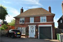 Detached house in Eldon Road, EASTBOURNE...