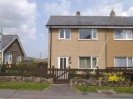 3 bedroom semi detached property for sale in Cae Madog, Trawsfynydd...