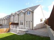new property in Plas Newydd, Llanbedr...