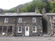 Terraced home in High Street, Tremadog...