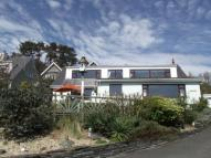 Detached home for sale in Lon Ednyfed, Criccieth...