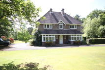 Detached house for sale in FOREST ROAD, HALE...