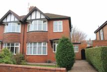 3 bed Detached home in Gladstone Grove...