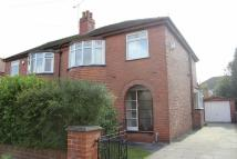 3 bedroom semi detached home for sale in Stanley Road...