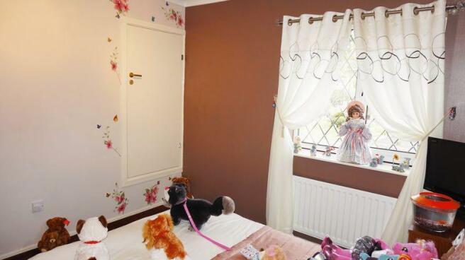 Bedroom Two Wa...