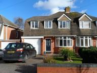 Aversley Road semi detached property for sale