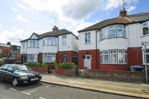 semi detached house in ST. MICHAELS ROAD...