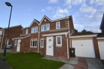 3 bedroom semi detached home in Watch House Close...