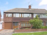 semi detached home for sale in Malvern Road...