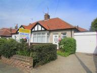 2 bed Semi-Detached Bungalow in Woodleigh Road...