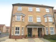 3 bed Town House in Algernon Drive...