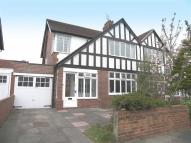 semi detached property for sale in St Marys Avenue...