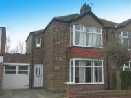 2 bed semi detached property for sale in Thorntree Drive...