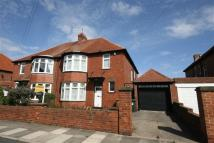 4 bed semi detached house in Kennersdene, Tynemouth...