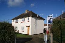 2 bed semi detached property in Moreland Avenue...