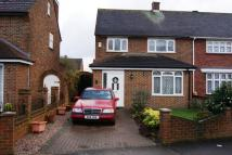 3 bed semi detached home to rent in Blandford Road South...