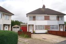 semi detached property to rent in Laurel Avenue, Langley...