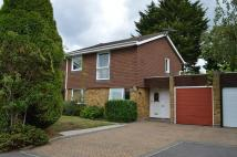 Gilmore Close Detached property for sale